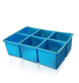 "CK 2"" Square Ice Cube Tray"