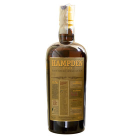 Hampden Single Estate Jamaican Rum 46% (750 ml)