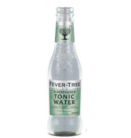 Fever Tree- Elderflower Tonic 4pk