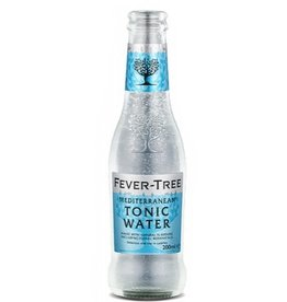 Fever Tree - Mediterranean Tonic 4 pk