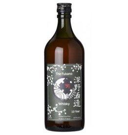 Fukano 10 yr Whisky 40.2% PRE-SALE (750ml)