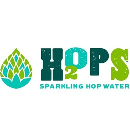 H2OPS Hopped Sparkling Water 4pk/12oz