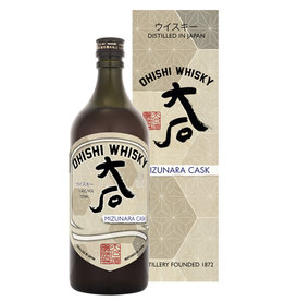 Ohishi Mizunara 11 yr PRE-SALE (750ml)
