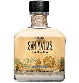 San Matias Tahona Anejo Tequila (750ml)