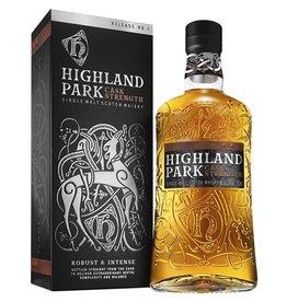 Highland Park Cask Strength Single Malt Whisky Release No 1 63.3% (750ml)