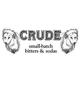 Crude Bitters- Apothecary  No. 18 Lemon, Thyme, Celery 2oz