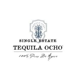 Tequila Ocho Plata 2017 Las Aguilas (750ml)