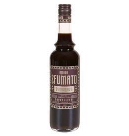 Amaro Sfumato Rabarbaro 20% (750ml)