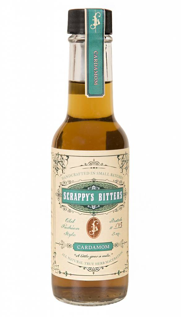 Scrappy's Bitters- Cardamom