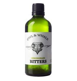 Owl & Whale Lemongrass Bitters (100 ml)