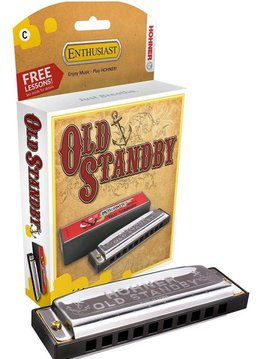 """Hohner Old Standby """"G"""""""