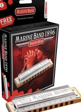 """Hohner Marine Band """"D"""""""