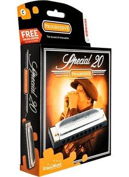 """Hohner Special 20 Progressive """"F"""""""