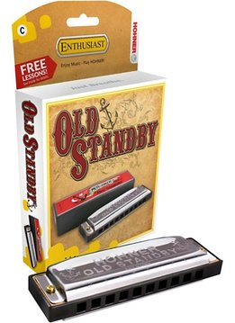 """Hohner Old Standby """"A"""""""