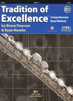 Kjos Tradition of Excellence Flute Book 2