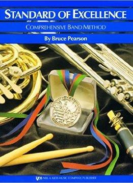 Kjos Standard of Excellence B-Flat Tenor Sax Book 2