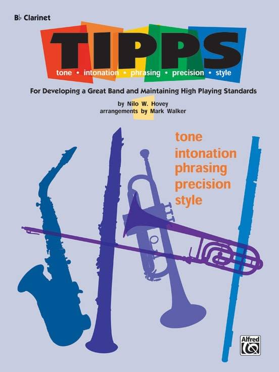 T-I-P-P-S for Bands 3a Percussion
