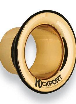 """KickPort Kickport 5"""" Brass/Gold"""