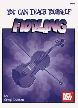 You Can Teach Yourself Fiddling with CD/DVD