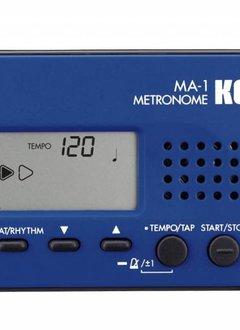Korg MA-1 Metronome, Blue