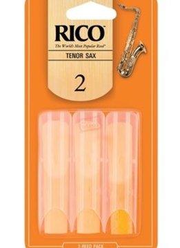 Rico Rico by D'Addario - Tenor Sax #2 - 3-pack