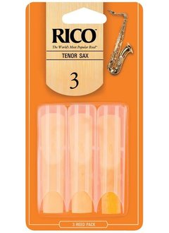 Rico Rico by D'Addario - Tenor Sax #3 - 3-pack
