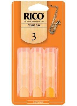 Rico Rico by D'Addario - Tenor Sax #3 - 3-pack