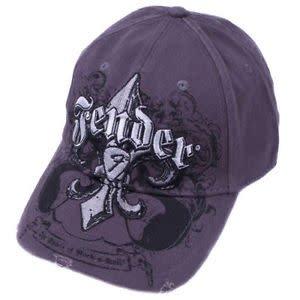 Fender Fender® Fleur de Funk Stretch Cap, Charcoal, L/XL