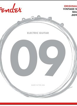 Fender Fender 150L Original 150 Electric Guitar Strings, 9-42