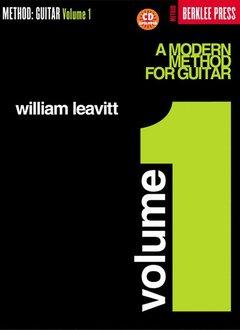 Hal Leonard Berklee A Modern Method for Guitar Vol 1