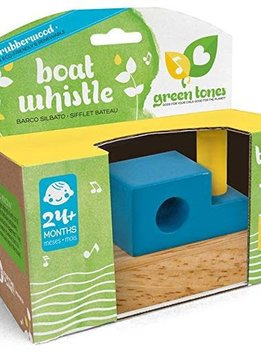 Green Tones Boat Whistle