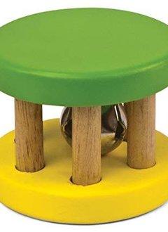 Green Tones Roller