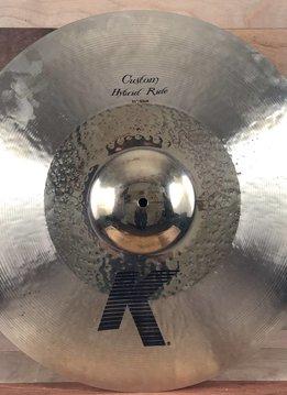 """Zildjian Zildjian 21"""" K Custom Hybrid Ride"""