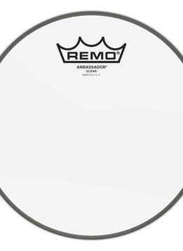 """Remo Remo 8"""" Ambassador Clear"""