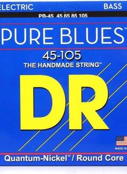 DR DR PB-45 Pure Blues Bass Set, 45-105