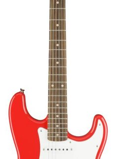 Squier Squier Affinity Series™ Stratocaster®, Laurel Fingerboard, Race Red