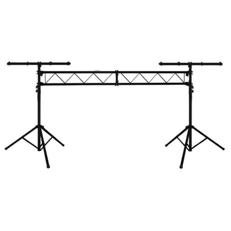 american dj lts-50t portable lighting truss system
