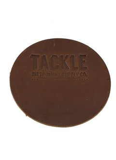 Tackle Instrument Supply Co Tackle Small Leather Bass Drum Beater Patch - Walnut