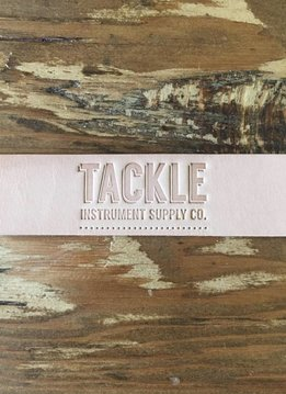 Tackle Instrument Supply Co Tackle Bass Drum Hoop Protector - Natural