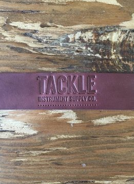 Tackle Instrument Supply Co Tackle Bass Drum Hoop Protector - Mahogany