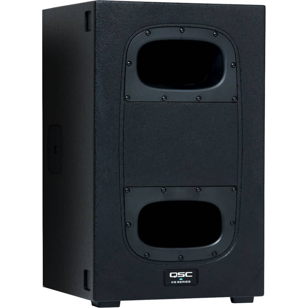"QSC QSC KS112 12"" Compact Powered Subwoofer"