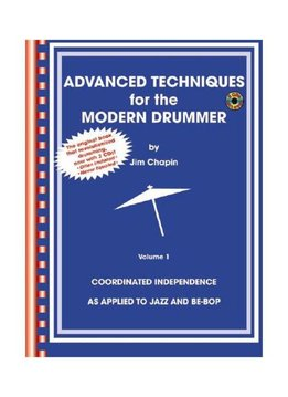 Hal Leonard Advanced Techniques for the Modern Drummer