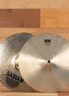 "Sabian Sabian 13"" HH Fusion Hats - Mint"