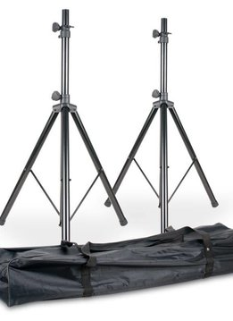 ADJ SPSX2B Speaker Stands with Bag, 2 Pack