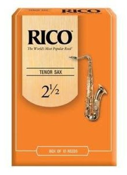 Rico Rico by D'Addario - Tenor Sax #2.5 - 10-pack