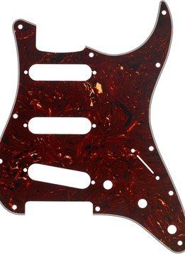 Fender Fender Stratocaster SSS Tortoise Shell Pickguard, 11 Hole