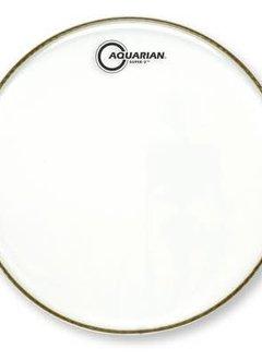 """Aquarian Aquarian 10"""" Super 2, Clear"""
