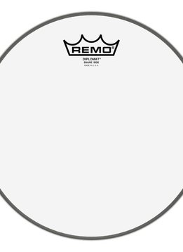 "Remo Remo 10"" Diplomat Clear"