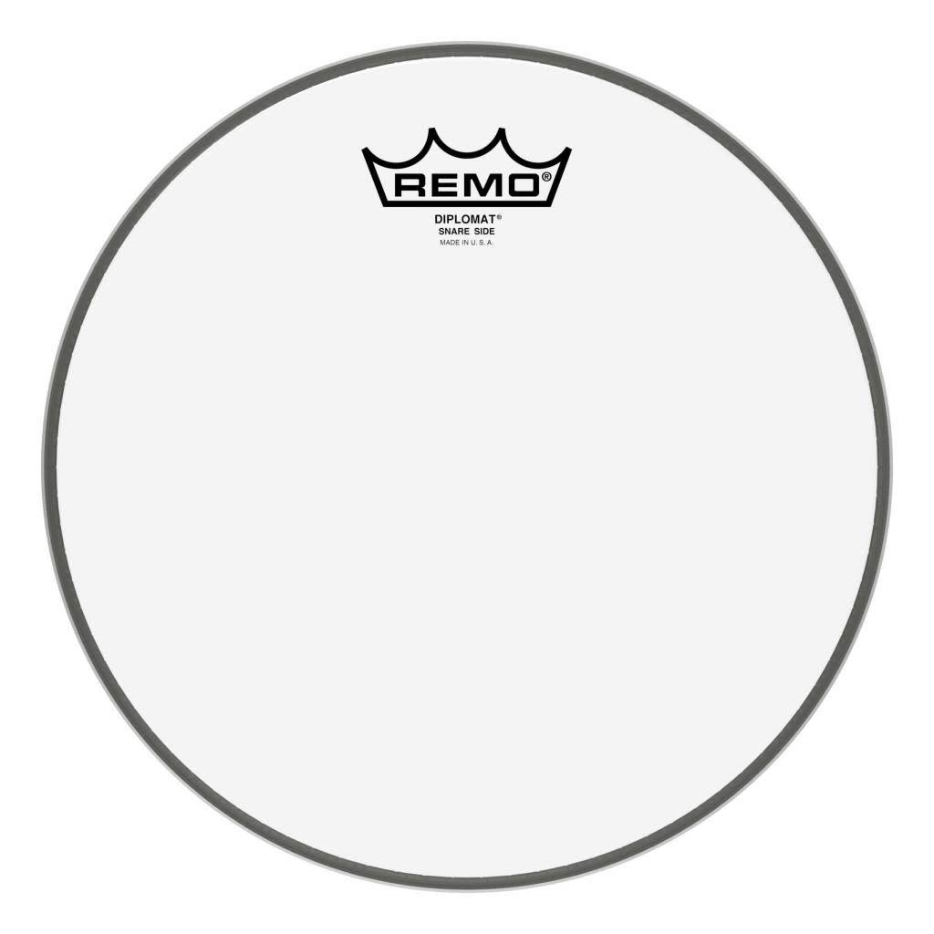 """Remo Remo 10"""" Diplomat Clear"""