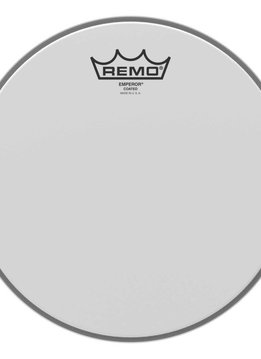 "Remo Remo 10"" Emperor Coated"